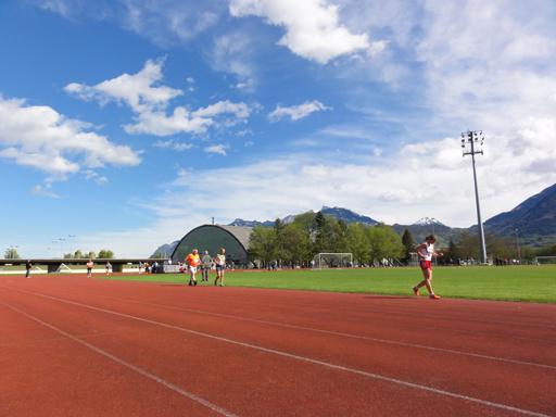 Le stade du Verney [J.Genet]