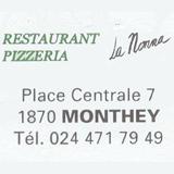 Restaurant-Pizzeria La Nonna Monthey www.la-nonna.ch